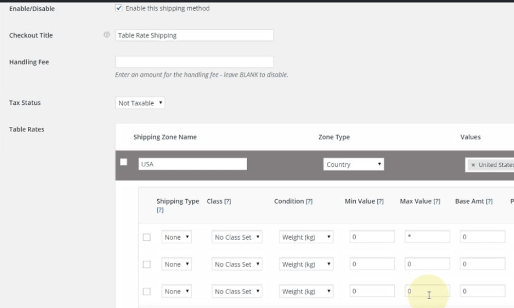 Woocommerce Per Item Shipping Plugin